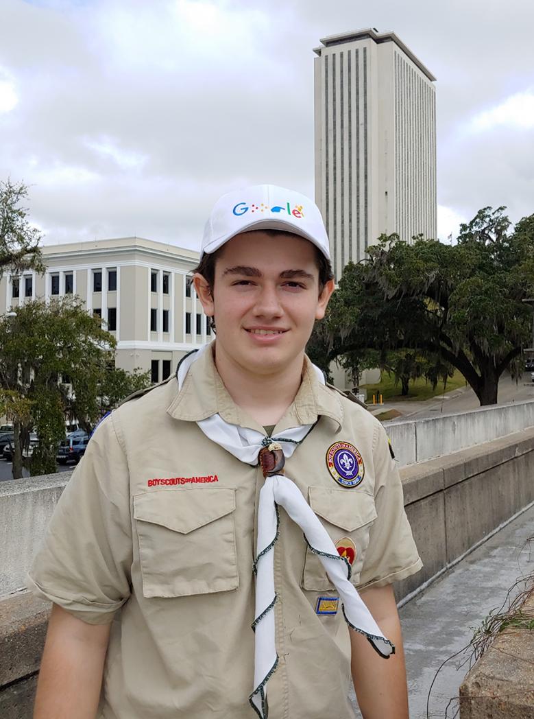 Ian Faulkner Eagle Scout
