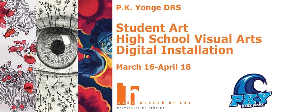 High School Art - Harn March 16-April 18